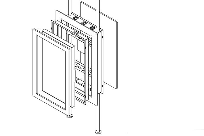 Plan fuer den Aufbau des digitalen Schaufensters horizontal