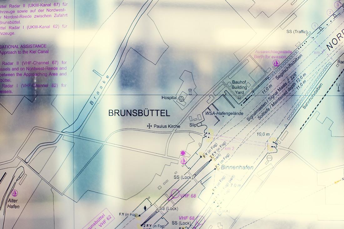 Attraktiver Glas-Sichtschutz fuer Sitzungszimmer: Orientierungsplan