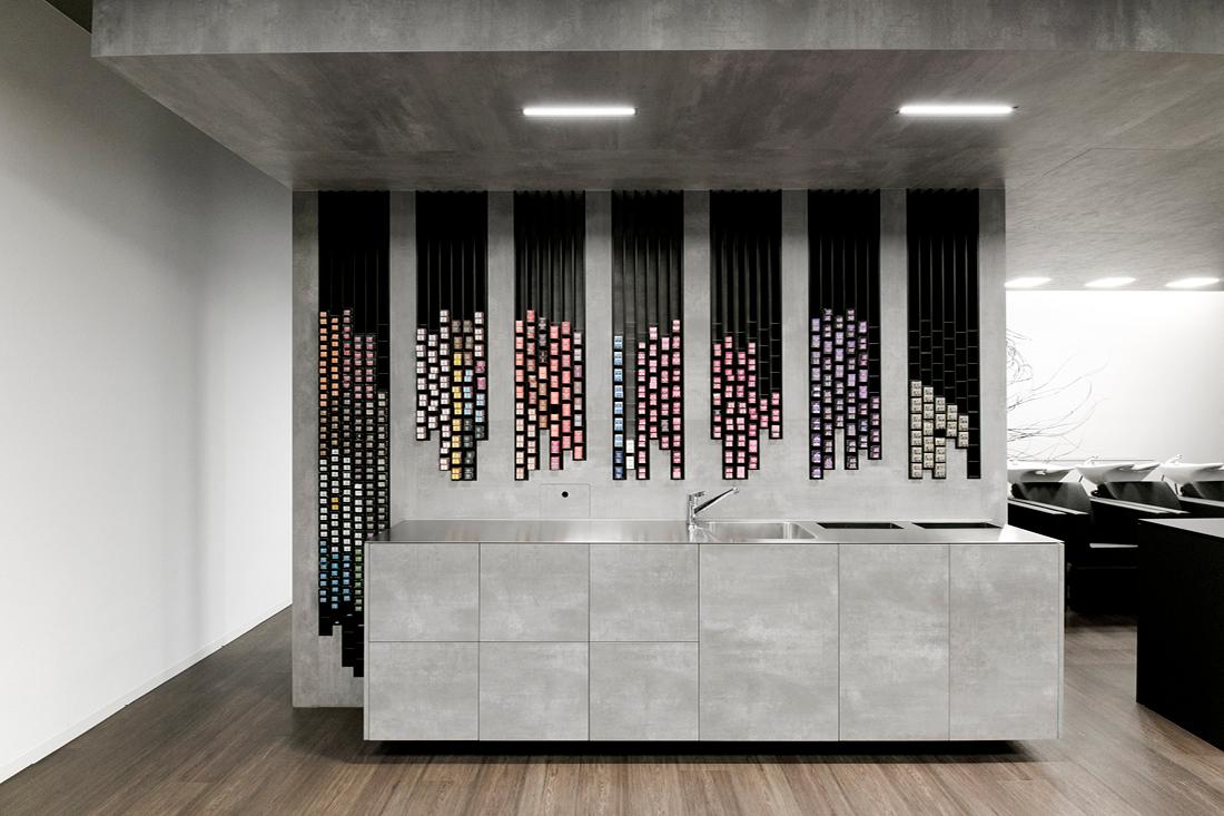 Rauminszenierung spezielle ausgeführt stehen für Style und Ambiente zum Wohlfuehlen